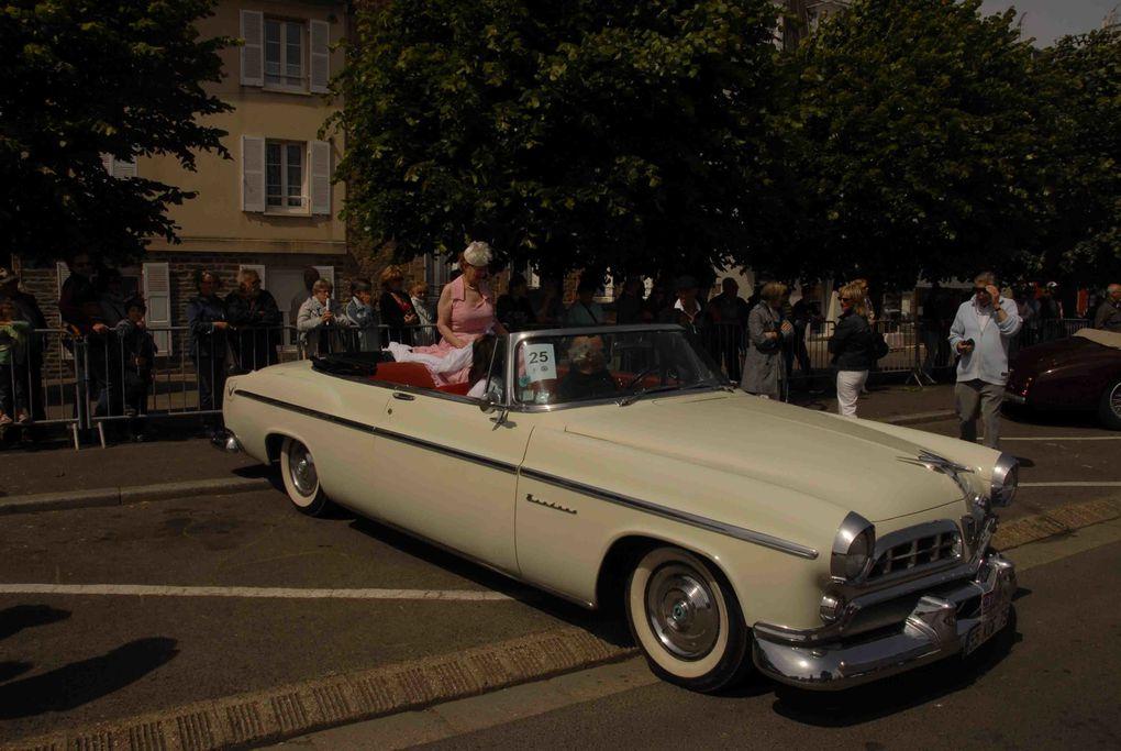 Album - Rallye Paris-Granville 22 Mai 2011 Concours d'élégance à Granville