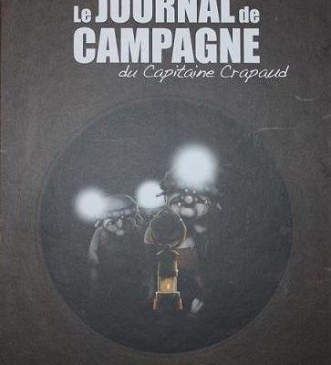 Le journal de campagne du Capitaine Crapaud