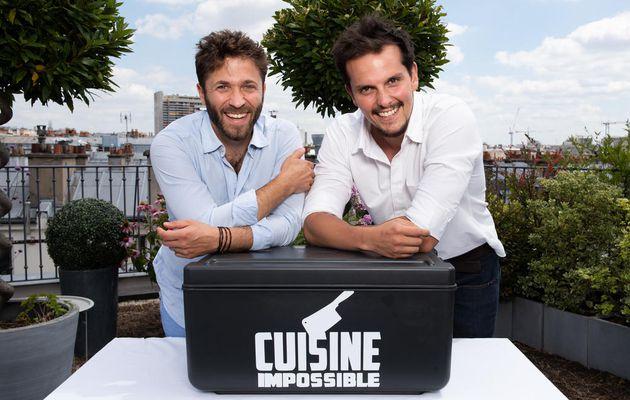 """""""Cuisine Impossible"""" avec Juan Arbelaez et Julien Duboué de retour ce soir sur TF1"""
