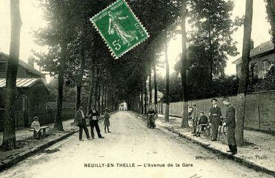 Ancienne Gare de Neuilly en Thelle (Oise)-6