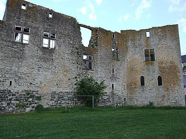 Diaporama château de Koerich