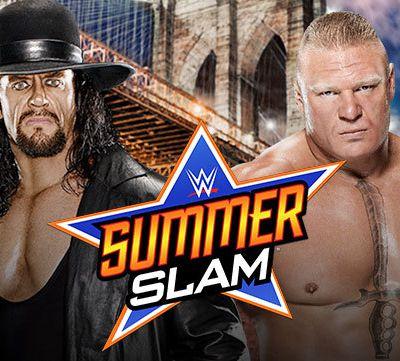 Enorme Main Event a Summer-Slam !!!!