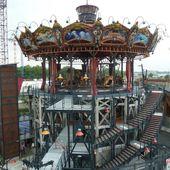 L'île de Nantes / Le carrousel des mondes marins - CERGYRAMA