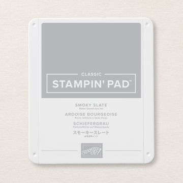 Pad Encre Ardoise Bourgeoise Stampin'Up!