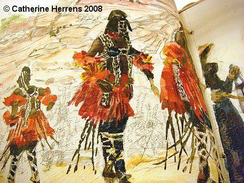 Album - 9ème Biennale des Carnets de Voyages de Clermont-Ferrand
