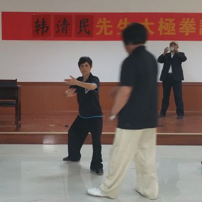 Stages Taiji Quan Style Chen et Yang