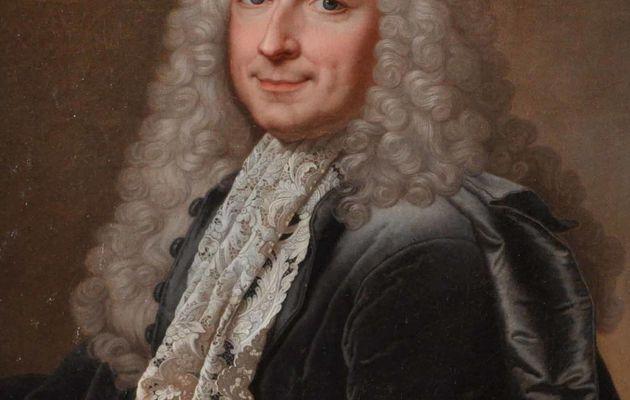 Rigaud et les ministres : le portrait de Philibert Orry