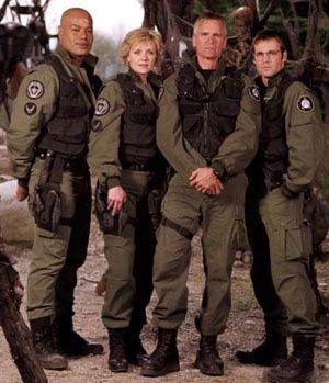 Stargate SG-1 Forever!