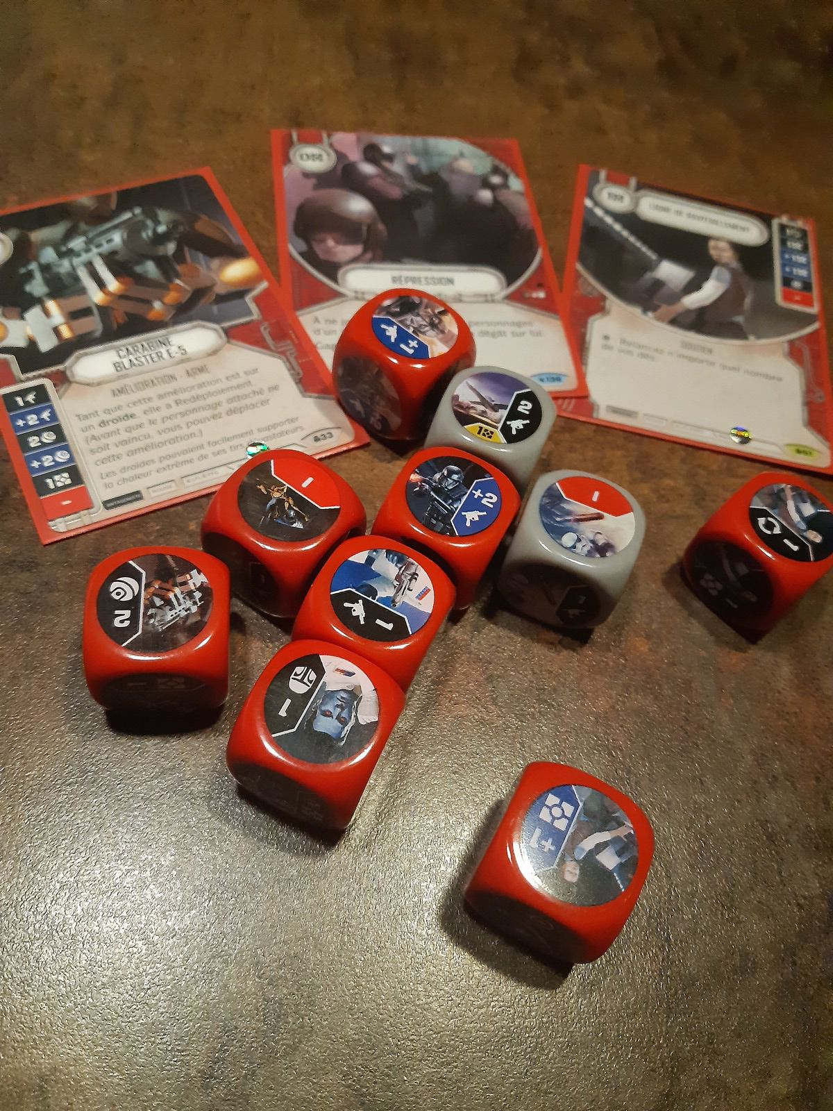 REGLES DE CAMPAGNE DE STAR WARS DESTINY