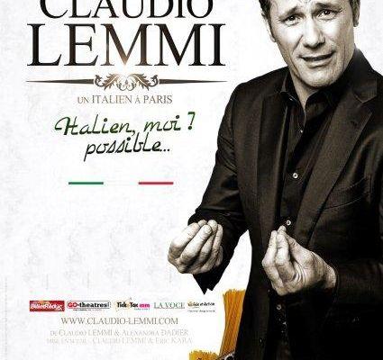 CLAUDIO LEMMI ...AU TOUQUET...LE 5 AVRIL...