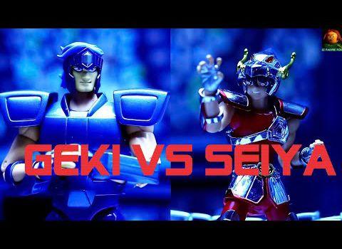 Geki vs Seiya