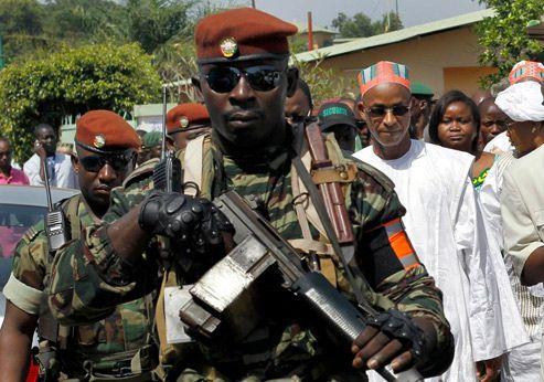 Trois gardes du principal opposant guinéen condamnés à 2 ans de prison