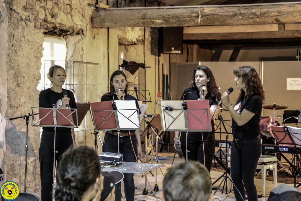 La Mure Argens   : Concert de l'école de musique d'Annot à la Minoterie