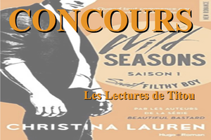 Concours Wild Seasons tome 1