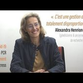 Gestion sanitaire, tests PCR, vaccins ARN, stress - l'analyse d'Alexandra Henrion-Caude