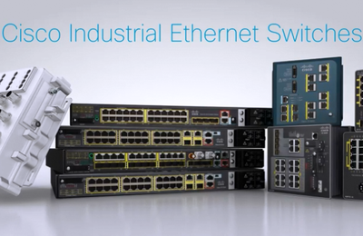 Comparison of Cisco IE Switches