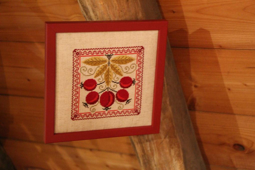 """Exposition """"Rouge Passion"""" à Kutzenhausen , la suite"""