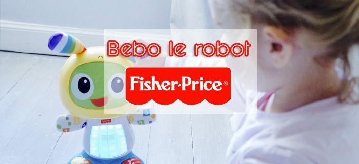 Ma Selec' de Noël : BeBo le Robot - Fisher Price