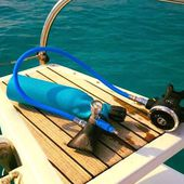 MiniDive * The first mini scuba tank refilled by the user