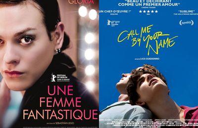 Les nominations LGBT aux Oscars 2018