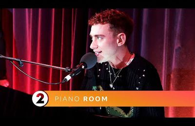 Olly Alexander - Time After Time (Cyndi Lauper cover) Radio 2 Piano Room
