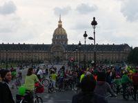 MDB lors de la convergence Franciliènne - juin 2014