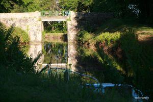 Pont du Brouz, ma dernière photo....