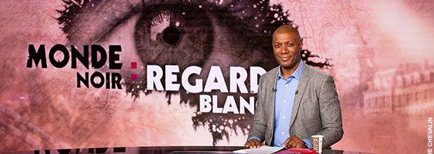 """""""Monde noir : Regard blanc ?"""", émission présentée par Harry Roselmack ce soir sur Histoire TV"""