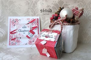 Blog Hop Artisan design Team Merry Café