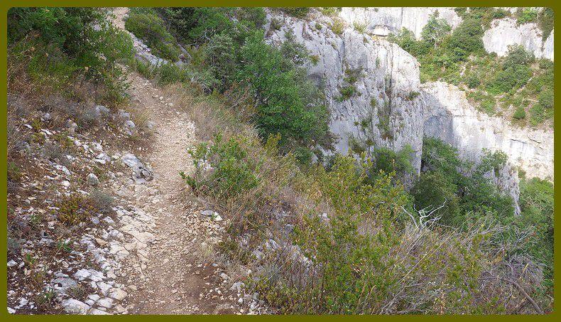 Sentiers du Lubéron