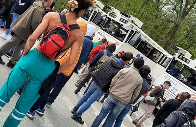 """Le 29 mai, le collectif """"l'Abîme"""" veut organiser La Boum 3 au Bois de la Cambre."""