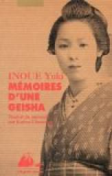 Mémoires d'une Geisha de Yuki Inoue