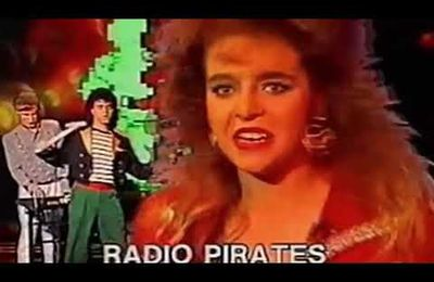 THE RADIO PIRATES - WHAT SHALL WE DO WITH A DRUNKEN DJ