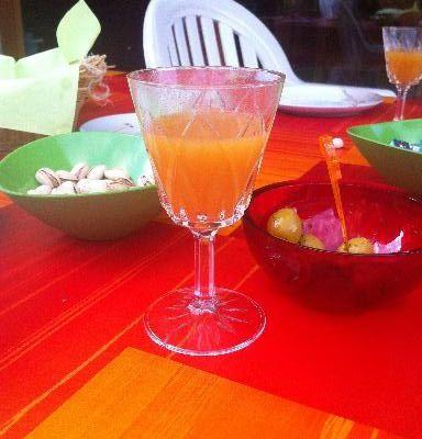 Cocktail martiniquais recette