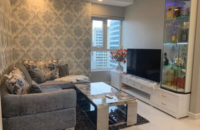Terra Royal apartment for rent with 2 bedrooms/ 1WC fully furnished 100% new like pics - See it now!