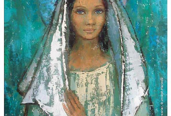 Belle Fête de l'Assomption de Marie ce 15 août 2021
