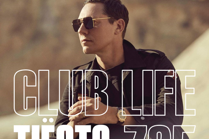 Club Life by Tiësto 725 - february 19, 2021