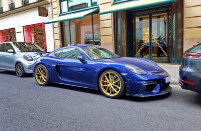 Blue GT4