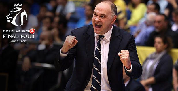 "Final Four - Pablo Laso: ""CSKA has a great physical level and is probably the big favorite"""