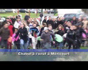 FIL DE L'ACTU - Chasse à l'oeuf à Méricourt