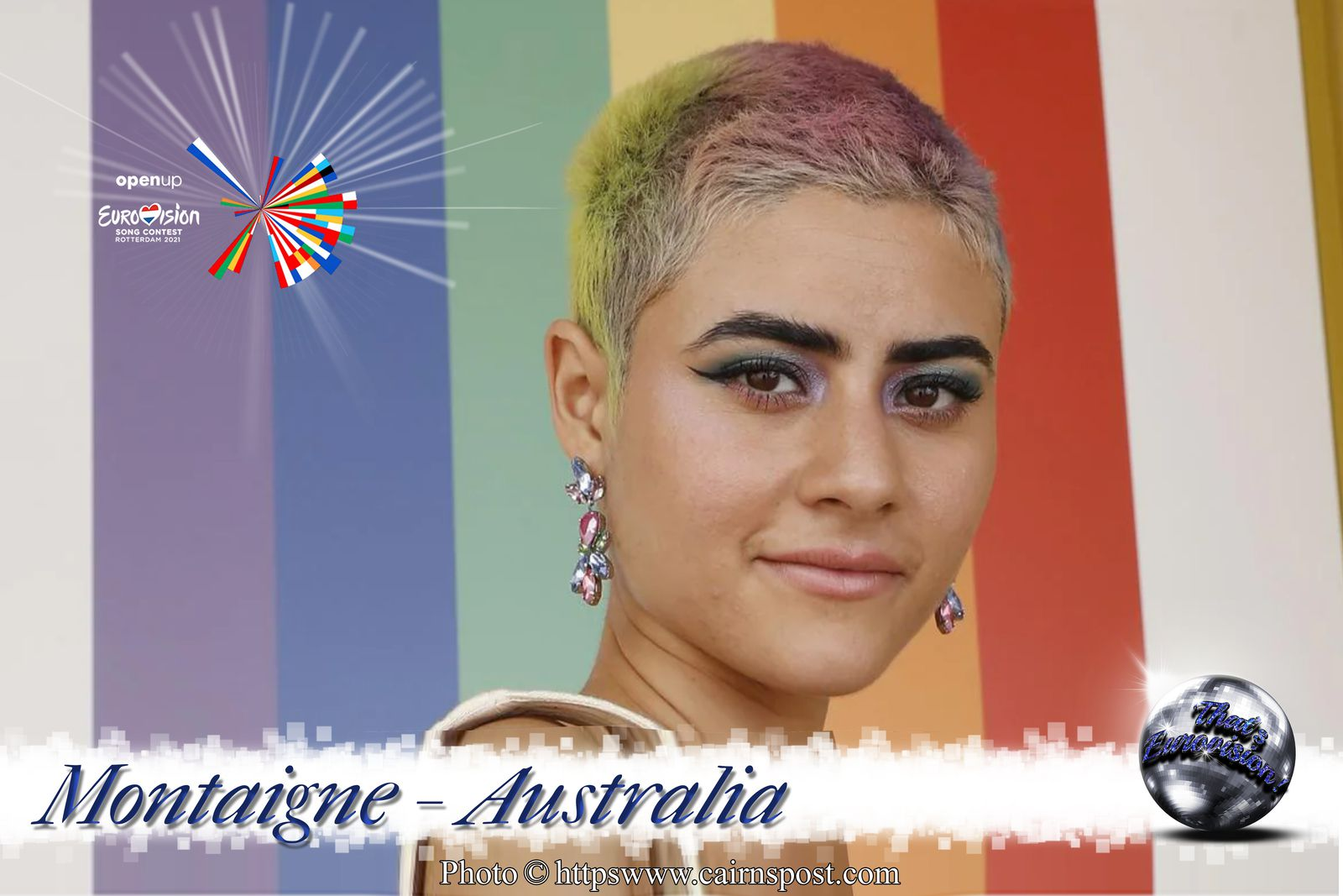 Australia 2021 - Montaigne (Technicolour)
