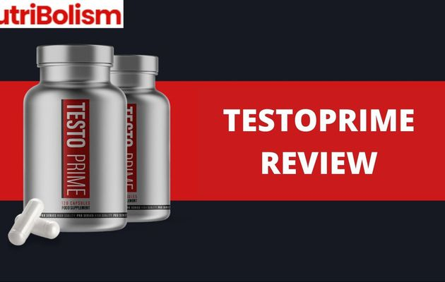 TestoPrime Pills Review: Does It Really Work?