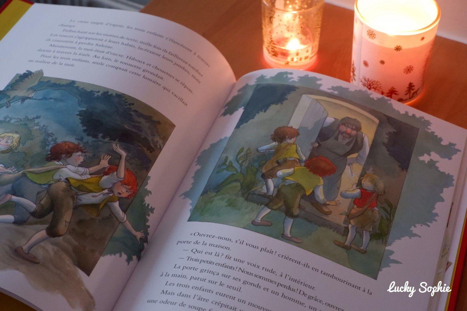 Lectures en attendant Noël