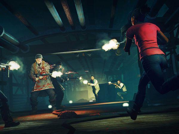Zombie Army Trilogy s'offre les personnages de Left 4 Dead