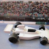 F1 HESKETH 308 POLISTIL 1/60 - FORMULE 1 - car-collector.net