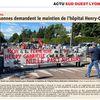 Henry Gabrielle Saint-Genis-Laval, la CGT et les communistes se mobilisent !