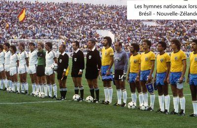 Coupe du Monde 1982 en Espagne, Groupe 6: Brésil - Nouvelle-Zélande