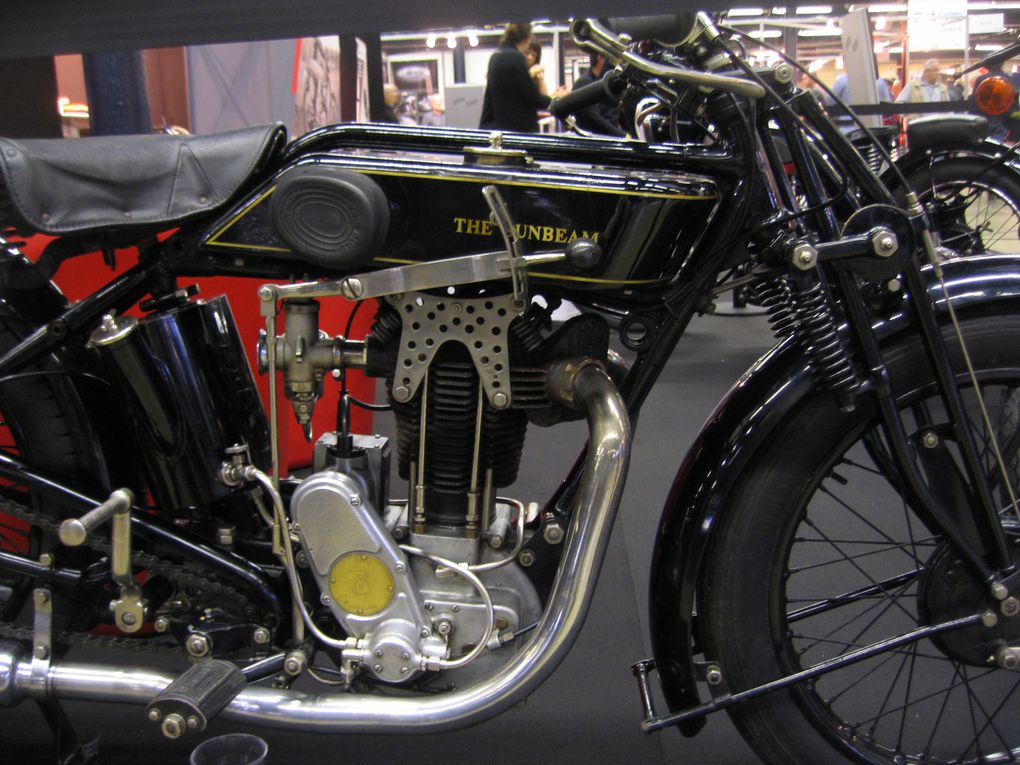 Salon Moto Legende 2013  Paris Vincennes  Exposition motos anciennes