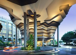 HOTEL PARK ROYAL ON PICKERING - SINGAPOUR