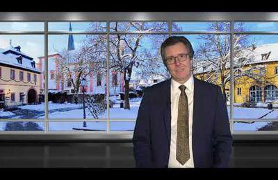 Anstelle des traditionellen Neujahrsempfangs spricht  Veitshöchheims Bürgermeister online an die Bürger - Link auf Neujahrsansprache